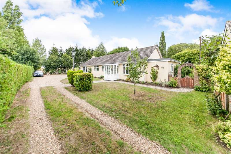 4 Bedrooms Detached Bungalow for sale in Nunnery Street, Castle Hedingham