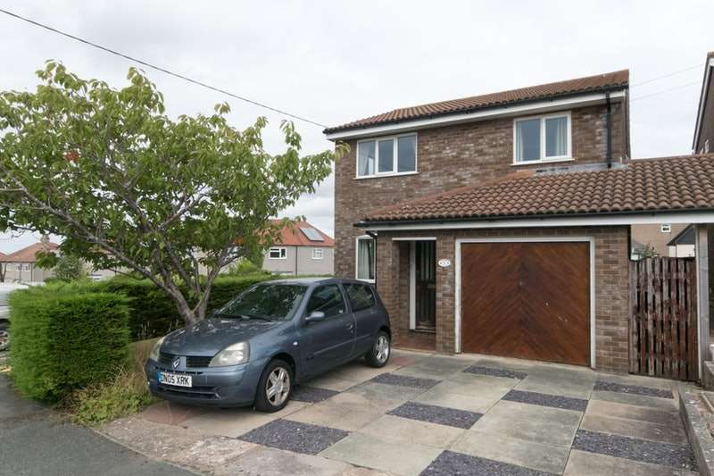 3 Bedrooms Detached House for sale in Erw Goch, Abergele, Conwy, LL22