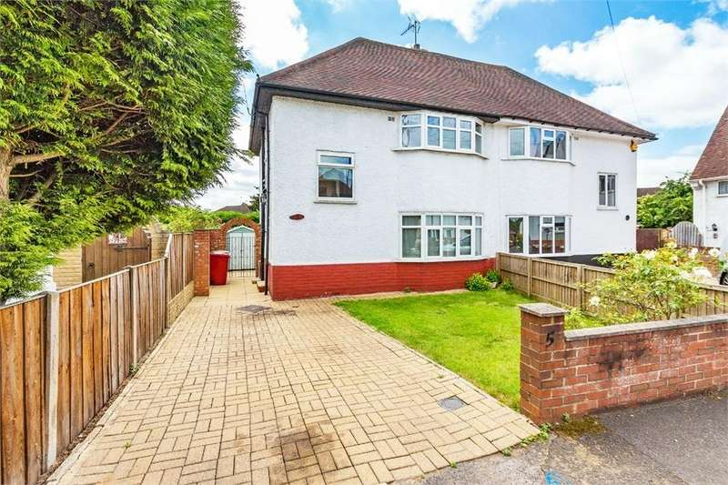 3 Bedrooms Semi Detached House for sale in South Close, Slough, Berkshire