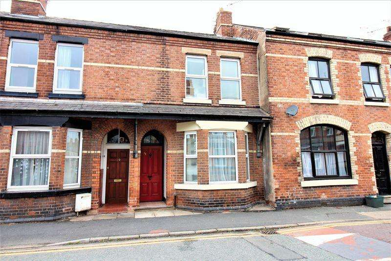 6 Bedrooms Terraced House for sale in Bouverie Street, Chester
