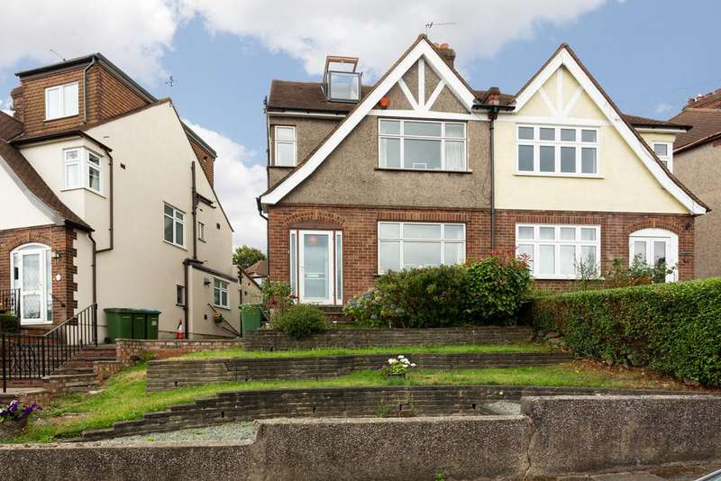 4 Bedrooms Semi Detached House for sale in Brinklow Crescent, Shooters Hill, London