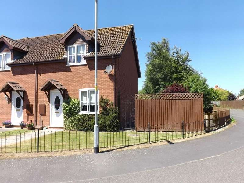 2 Bedrooms End Of Terrace House for sale in Holbeach