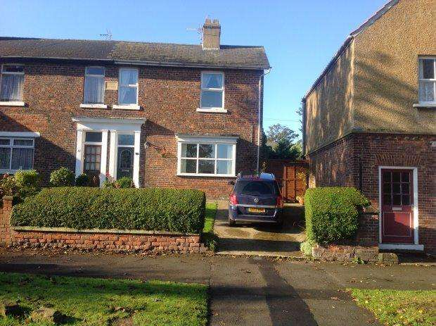 4 Bedrooms Semi Detached House for sale in EGERTON TERRACE, GREATHAM, HARTLEPOOL