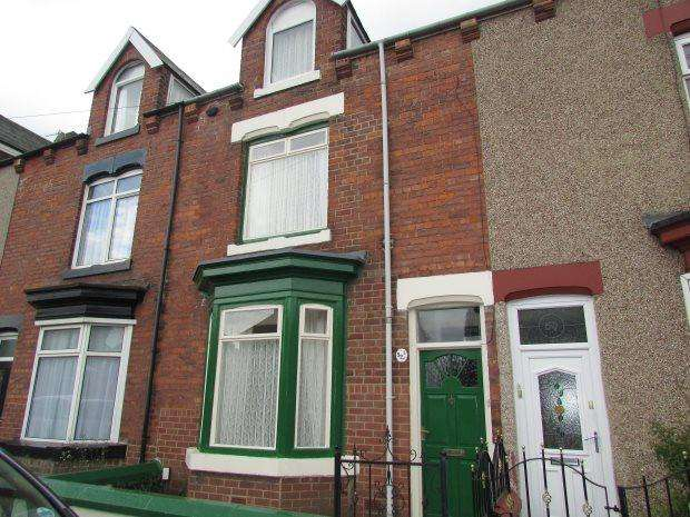 3 Bedrooms Terraced House for sale in OSBOURNE ROAD, PARK ROAD, HARTLEPOOL