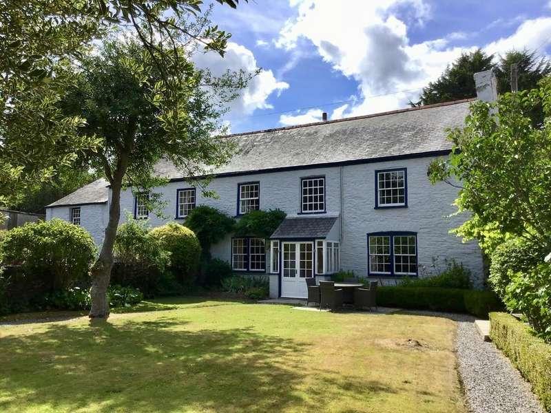 7 Bedrooms Detached House for sale in Cornworthy, Totnes
