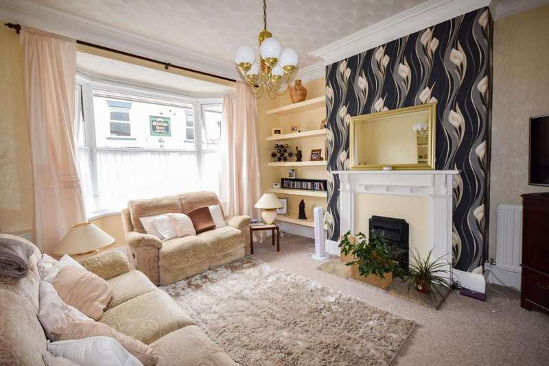 5 Bedrooms Terraced House for sale in High Street, Boosbeck TS12
