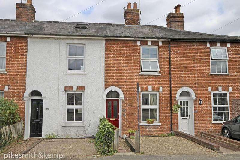 2 Bedrooms Terraced House for sale in Cannon Court Road, MAIDENHEAD, SL6