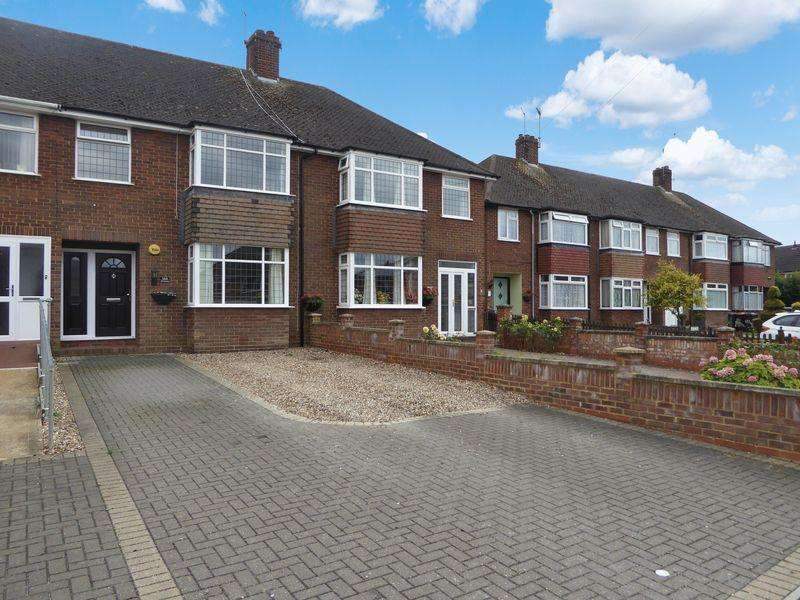3 Bedrooms Terraced House for sale in Jeans Way, Dunstable