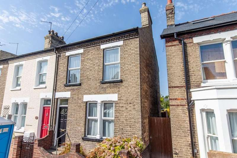 3 Bedrooms End Of Terrace House for sale in St. Philip's Road, Cambridge