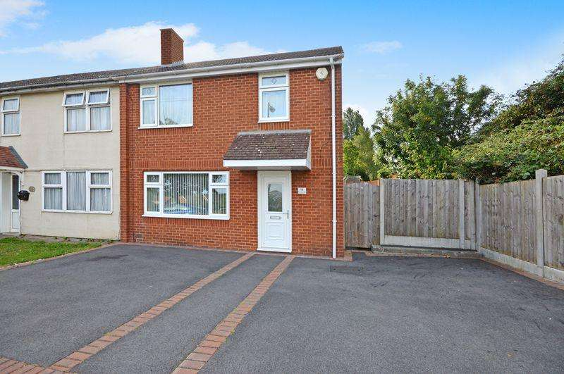 3 Bedrooms Terraced House for sale in Moxham Drive, Bristol