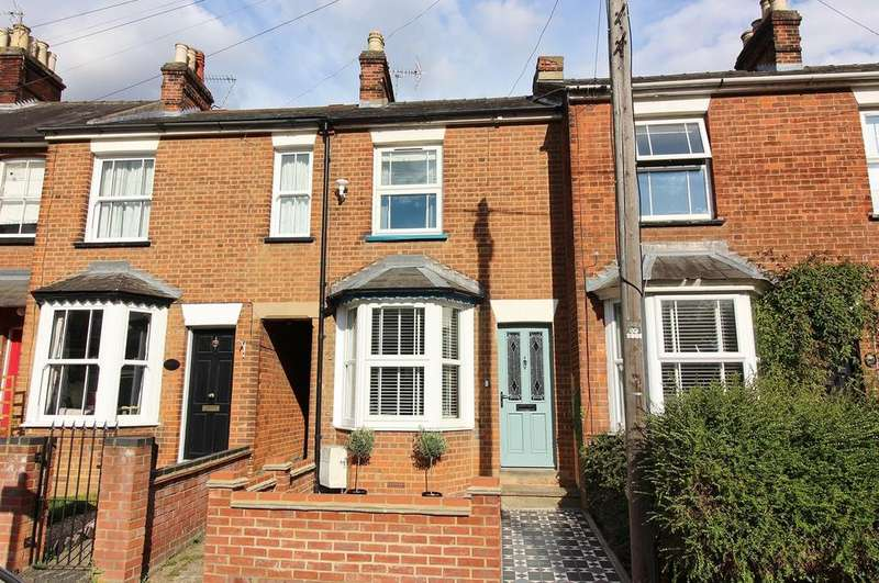3 Bedrooms Terraced House for sale in Whinbush Road, Hitchin, SG5