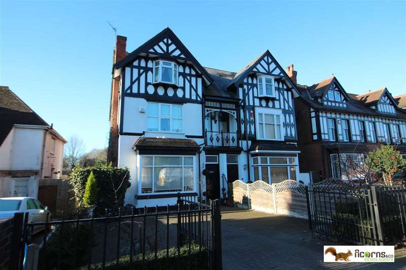 5 Bedrooms Semi Detached House for sale in Birmingham Road, Walsall