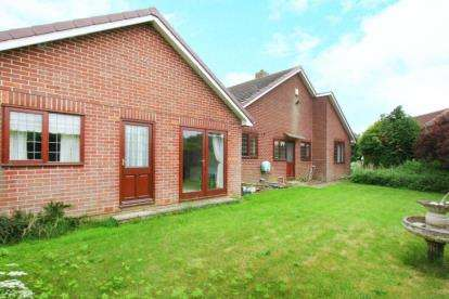 4 Bedrooms Bungalow for sale in Common Road, Thorpe Salvin, Worksop, South Yorkshire