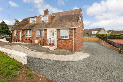 3 Bedrooms Semi Detached House for sale in Gallowhill Quadrant, Coylton