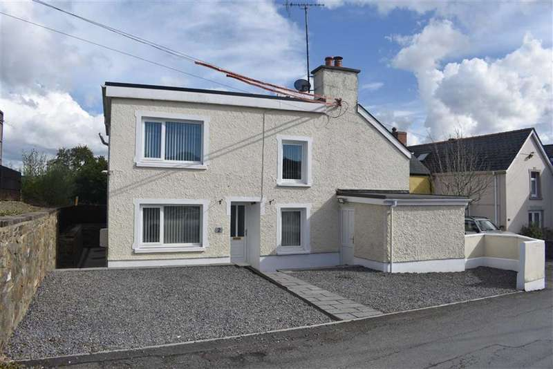 4 Bedrooms Semi Detached House for sale in Barley Mow, Lampeter