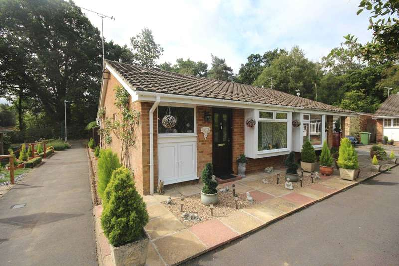 2 Bedrooms Semi Detached Bungalow for sale in Madingley, Bracknell