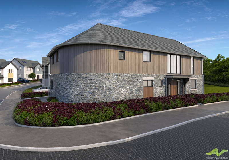 5 Bedrooms Detached House for sale in Wellspring Place, Elburton
