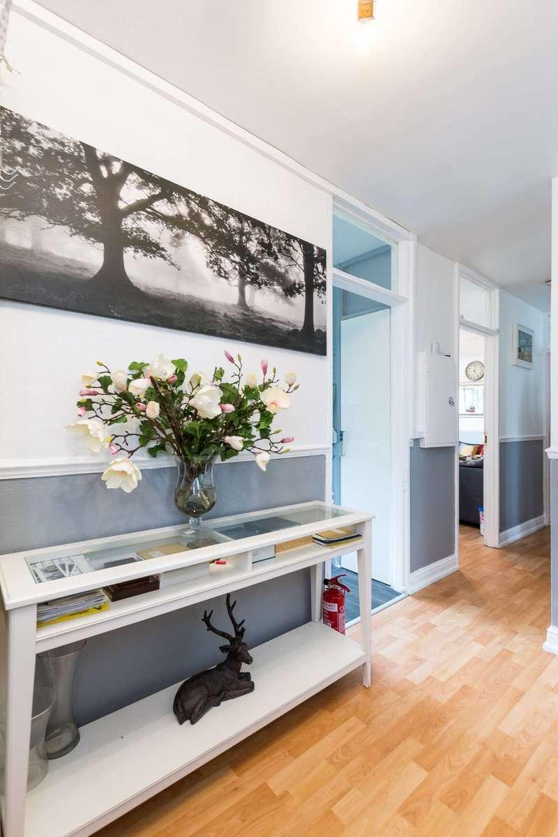 2 Bedrooms Flat for sale in Churchill Gardens, Pimlico, SW1V