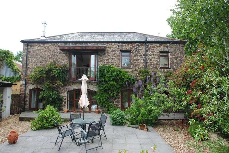 4 Bedrooms Detached House for sale in Higher Rexton, Broadwoodwidger