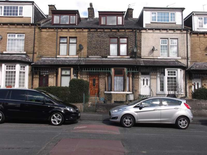 4 Bedrooms Terraced House for sale in West Park Road , Bradford BD8