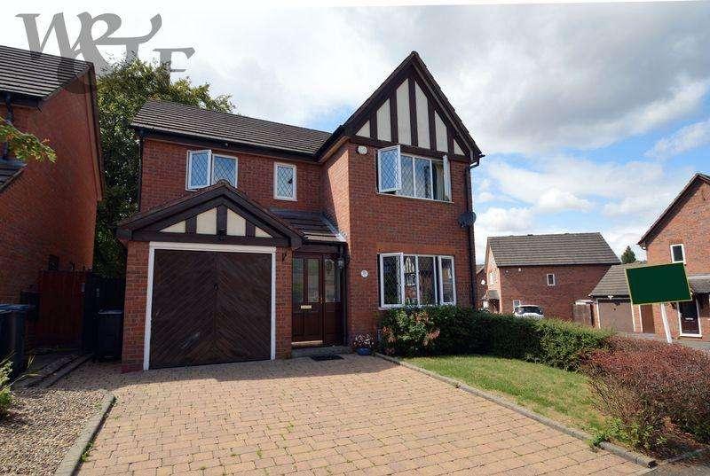 4 Bedrooms Detached House for sale in Sycamore Crescent, Erdington, Birmingham