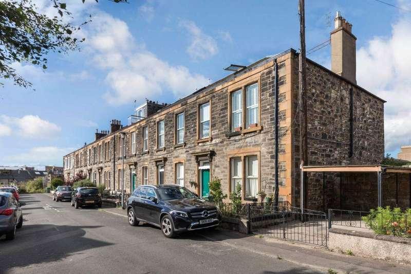 4 Bedrooms Maisonette Flat for sale in 4/2 Rosefield Street, Edinburgh, EH15 1AY
