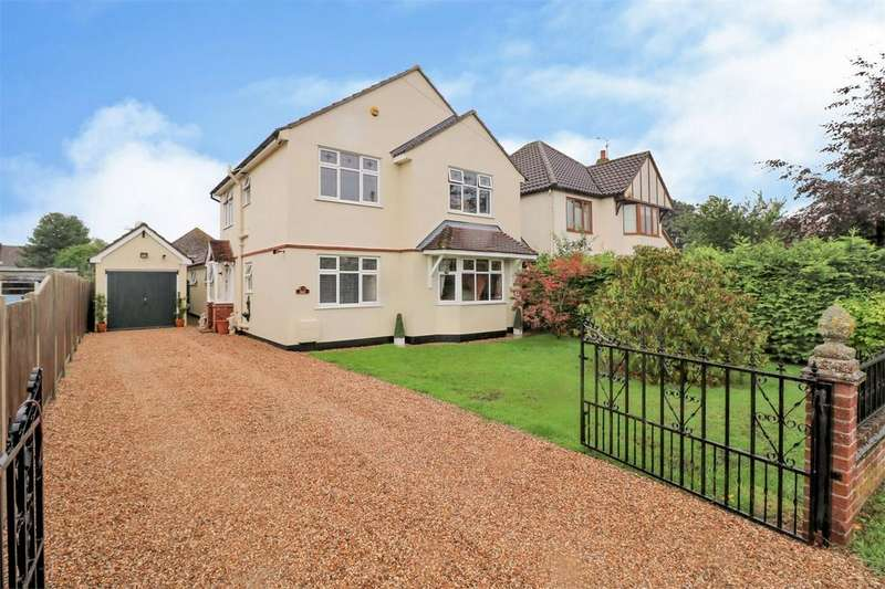 4 Bedrooms Detached House for sale in Church Road, Elmstead, Colchester, Essex