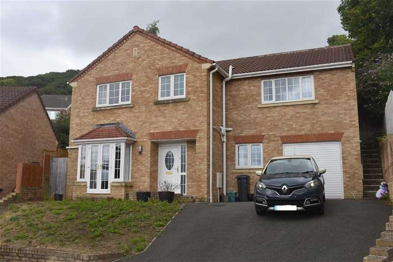 4 Bedrooms Detached House for sale in Cae Canol, Port Talbot, SA12
