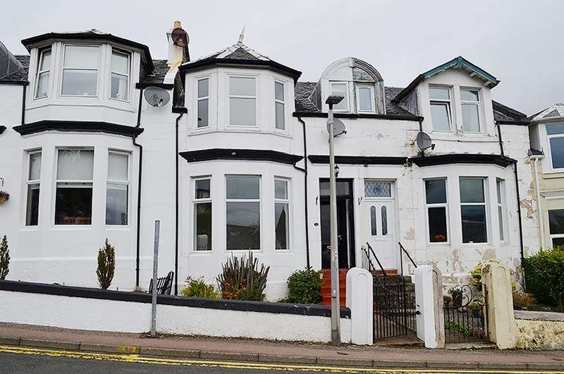 3 Bedrooms Terraced House for sale in Victoria Gardens, Kirn, Dunoon, PA23 8LW