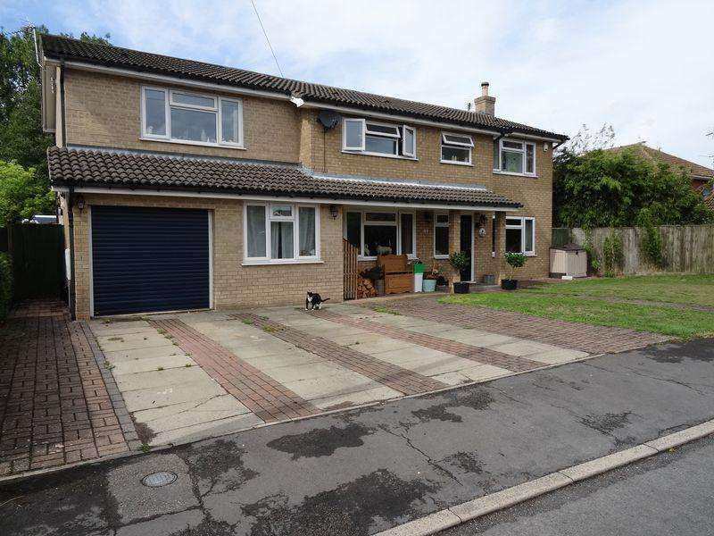 6 Bedrooms Detached House for sale in Edgefield, Weston