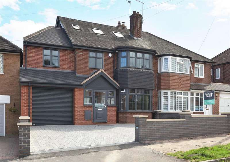 5 Bedrooms House for sale in Apsley Road, Oldbury