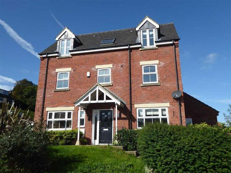 5 Bedrooms Detached House for sale in Yellow Hundred Close, Dursley, GL11