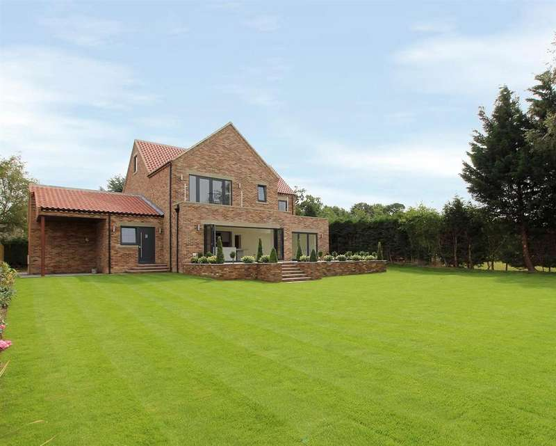 5 Bedrooms Detached House for sale in New Road, Scotton, Knaresborough