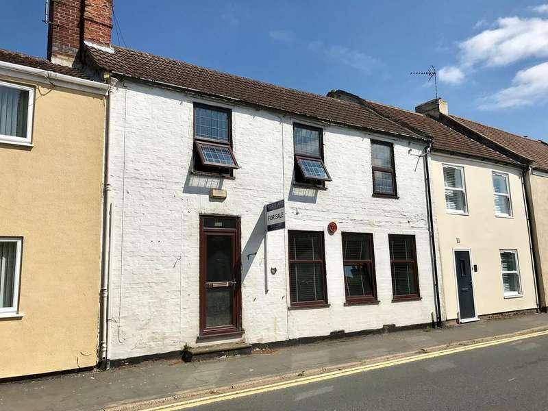 4 Bedrooms Terraced House for sale in High Street, Gosberton, Spalding, PE11