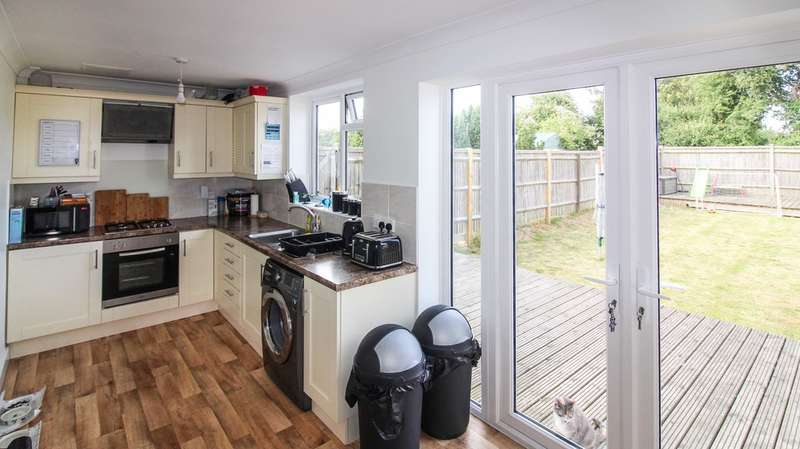 3 Bedrooms End Of Terrace House for sale in Fairfield Avenue, Fareham