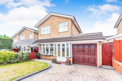3 Bedrooms Link Detached House for sale in Bewley Road, Willenhall, West Midlands