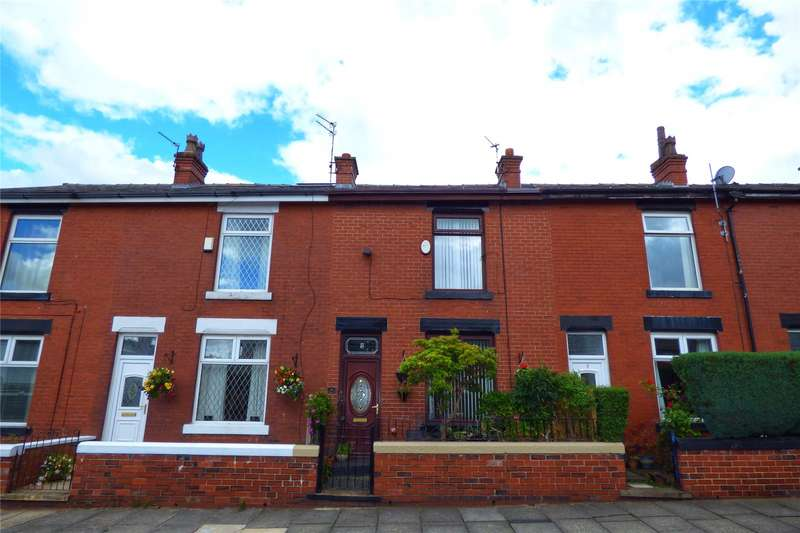 2 Bedrooms Terraced House for sale in Barnfield Street, Heywood, Lancashire, OL10