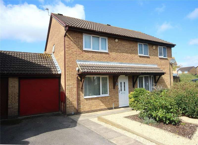 3 Bedrooms Semi Detached House for sale in Ormonds Close, Bradley Stoke, Bristol, BS32