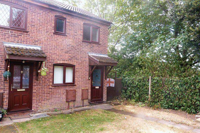 2 Bedrooms End Of Terrace House for sale in Blenheim Close, South Wigston Leicestershire.