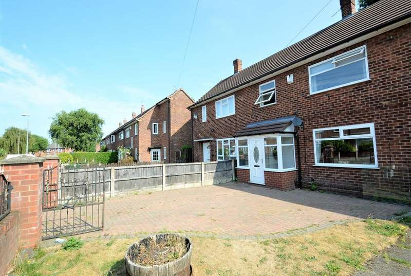 3 Bedrooms Semi Detached House for sale in Wincanton Avenue, Manchester, M23