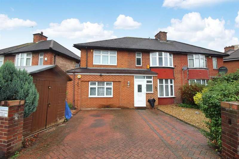 5 Bedrooms Semi Detached House for sale in Grove Gardens, Enfield