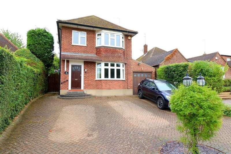 4 Bedrooms House for sale in Links Drive, Radlett
