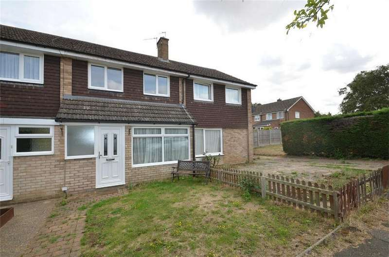 3 Bedrooms Terraced House for sale in Bury Road, SHEFFORD, Beds