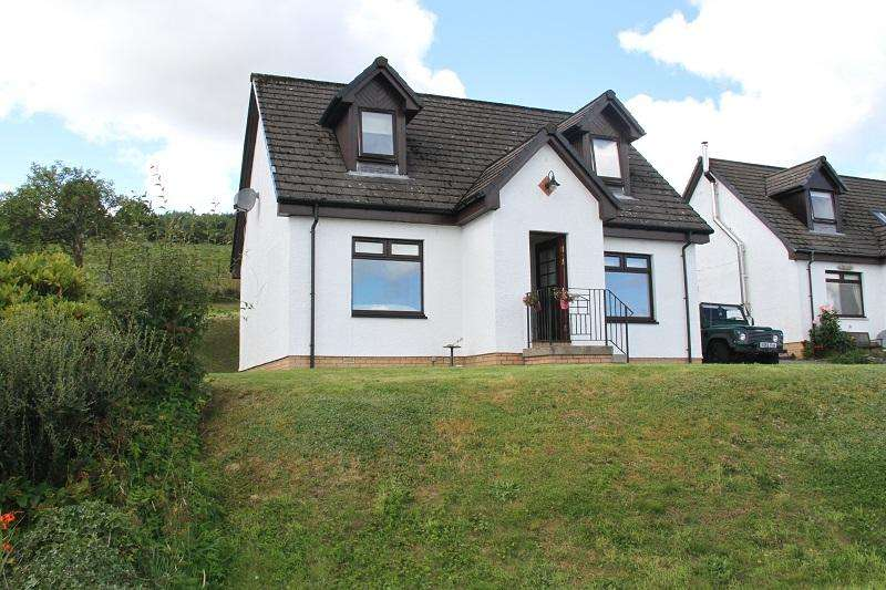 3 Bedrooms Detached House for sale in Kilduskland Road, Ardrishaig PA30