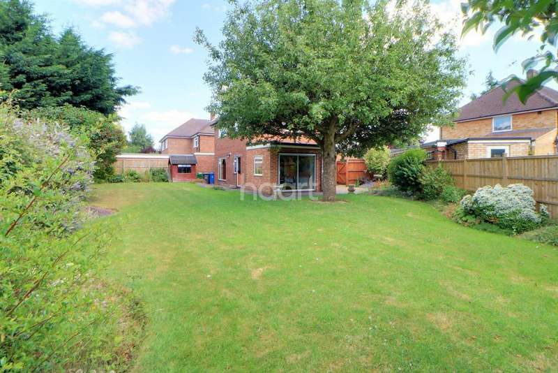 3 Bedrooms Detached House for sale in Bannard Road, Maidenhead