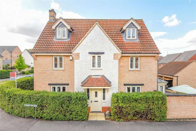 5 Bedrooms Detached House for sale in Telford Way, Colsterworth, NG33