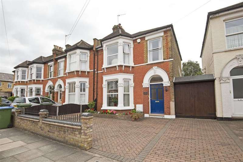 3 Bedrooms End Of Terrace House for sale in Earlshall Road, London