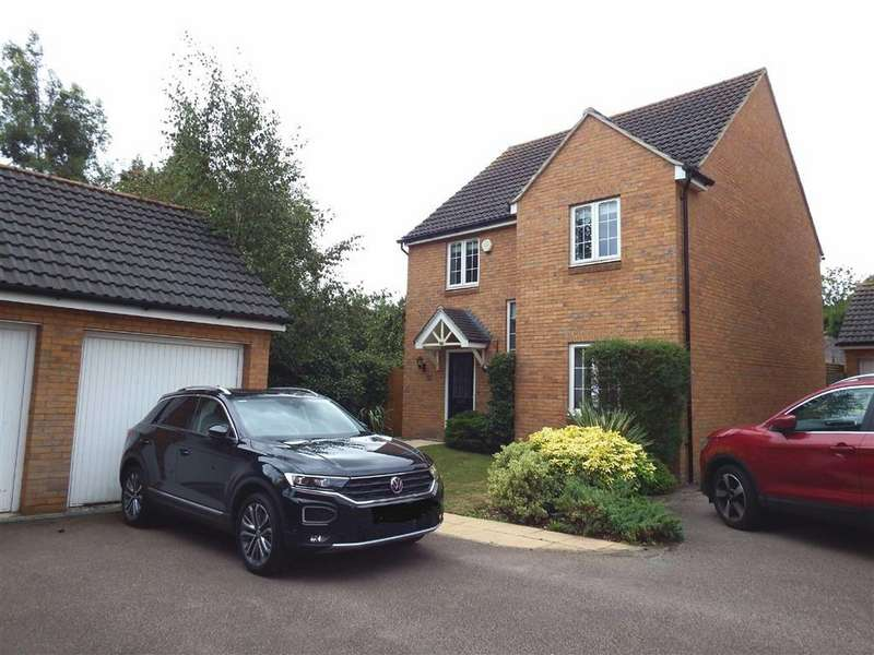 4 Bedrooms Detached House for sale in Brick Kiln Road, Stevenage, Hertfordshire, SG1