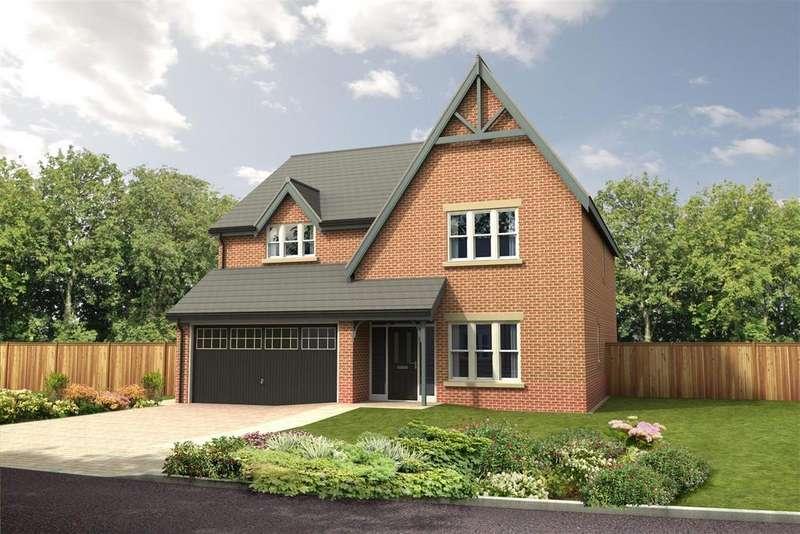 5 Bedrooms Detached House for sale in Medburn, Ponteland