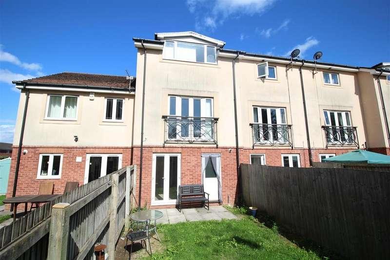 3 Bedrooms Terraced House for sale in Argosy Way, Newport